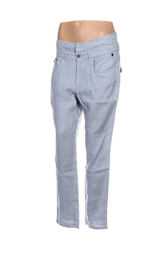 freeman et t et porter pantalons et decontractes femme de couleur gris