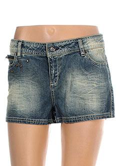 Produit-Shorts / Bermudas-Femme-REDSKINS