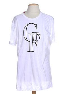 Produit-T-shirts / Tops-Homme-GIANFRANCO FERRE