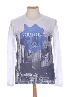 Produit-T-shirts / Tops-Homme-COMPLICES