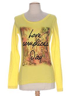 Produit-T-shirts / Tops-Femme-COMPLICES