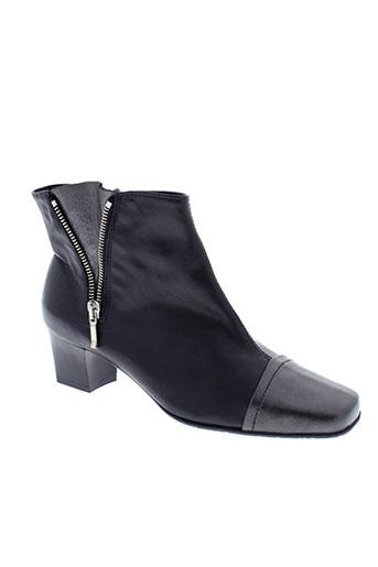 pedi et girl boots femme de couleur noir