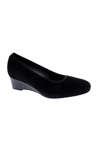 marco et iommi escarpins femme de couleur noir