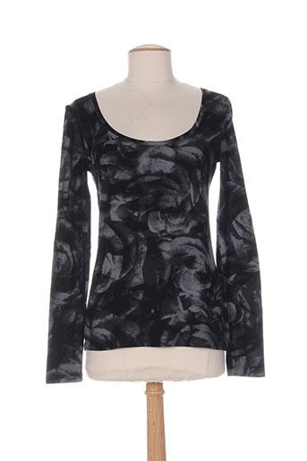 isabel de pedro t-shirts femme de couleur gris