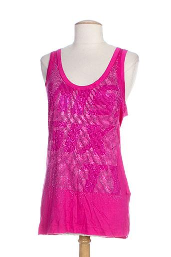 miss et sixty tops femme de couleur rose