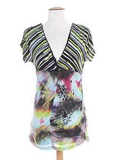 Produit-T-shirts / Tops-Femme-MISS SIDECAR