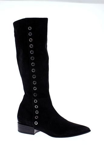vic et matie bottes femme de couleur noir