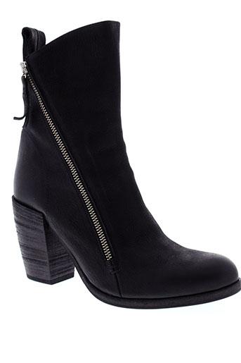 halmanera boots femme de couleur noir