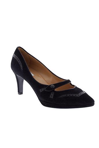 fratelli rossetti chaussures femme de couleur noir