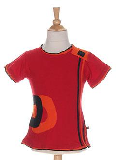 Produit-T-shirts / Tops-Fille-BAMBOO'S