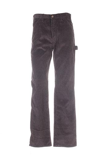 dickies pantalons homme de couleur marron