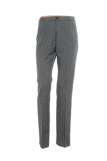 anne kelly pantalons femme de couleur gris