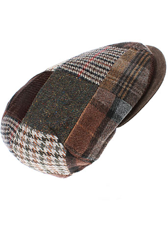 bugatti casquettes homme de couleur marron