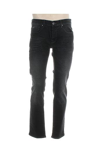 cent et s jeans et coupe et slim homme de couleur noir