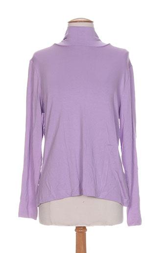 gelco t et shirts et tops femme de couleur violet