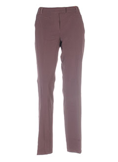 Pantalon casual marron BETTY BARCLAY pour femme