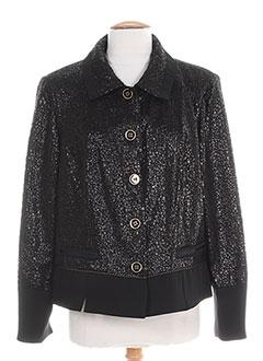 Veste casual noir PAUPORTÉ pour femme