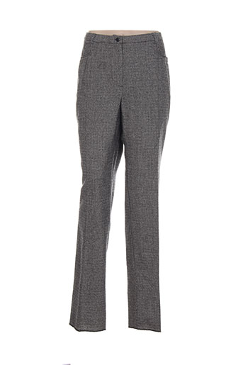 pauporte pantalons et citadins femme de couleur gris