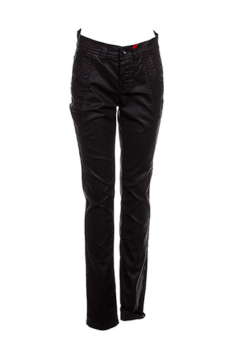 ascari pantalons femme de couleur marron