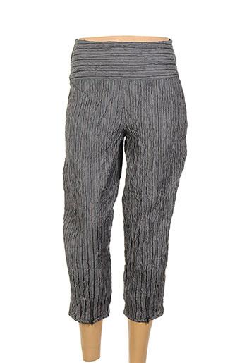 masai pantacourts femme de couleur gris