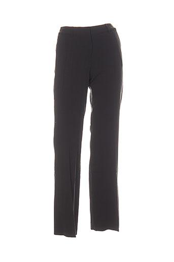pablo gerard darel pantalons femme de couleur marron