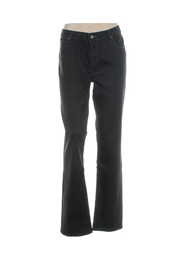 lee jeans femme de couleur gris