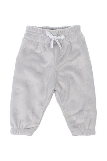 bulle et de et bb pantalons et decontractes fille de couleur gris