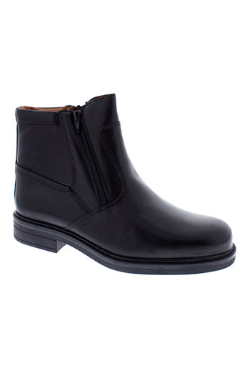 santafe boots homme de couleur noir