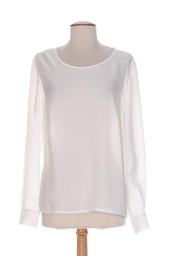 weinberg chemises femme de couleur blanc