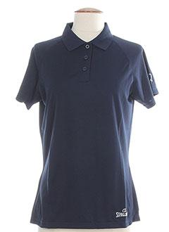 Produit-T-shirts / Tops-Femme-SPALDING