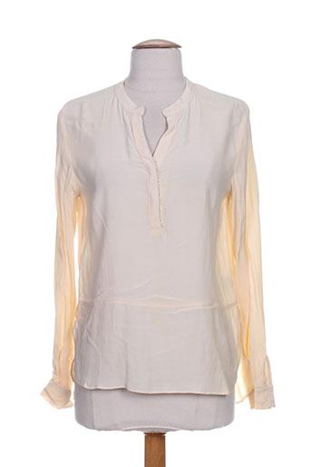 suncoo t et shirts et tops femme de couleur beige