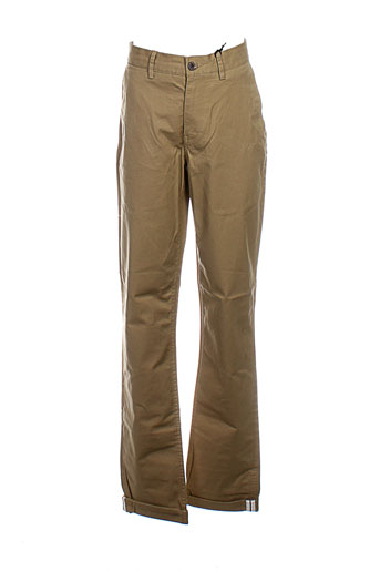 ben sherman pantalons homme de couleur vert