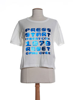 Produit-T-shirts-Femme-AMERICAN RETRO