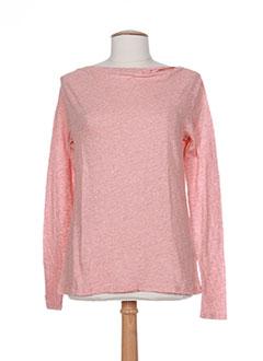 Produit-T-shirts / Tops-Femme-AMERICAN VINTAGE
