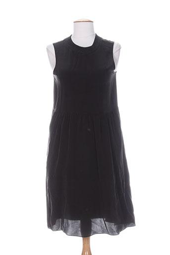 anna studio robes femme de couleur gris
