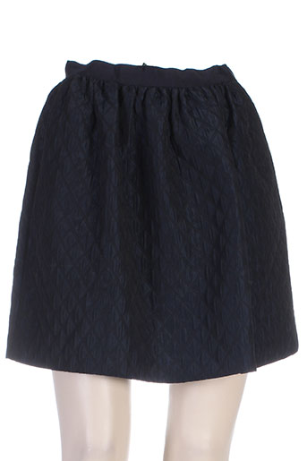 tara jarmon jupes femme de couleur noir