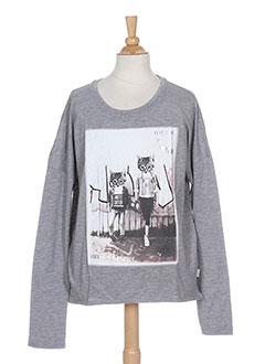 Produit-T-shirts / Tops-Fille-NAME IT
