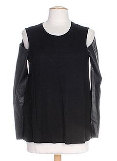 Produit-T-shirts / Tops-Femme-BCBGMAXAZRIA