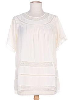 Produit-T-shirts / Tops-Femme-GAT RIMON