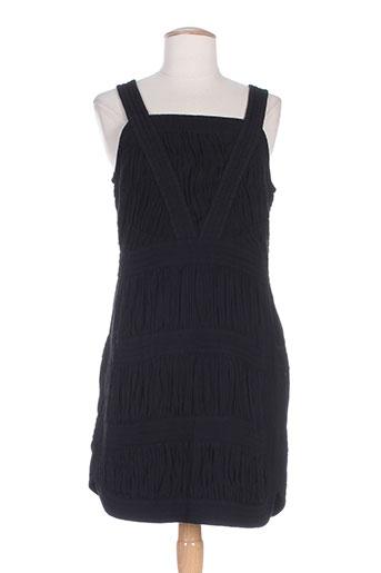 hoss robes femme de couleur noir