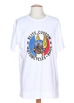 Produit-T-shirts / Tops-Homme-EDWIN