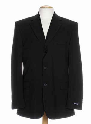 Veste casual noir LOOK & LIKE pour homme