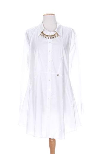 rinascimento tuniques femme de couleur blanc