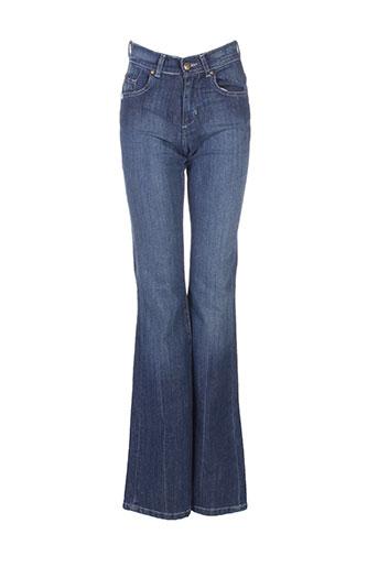 Jeans bootcut bleu PAUL & JOE pour femme