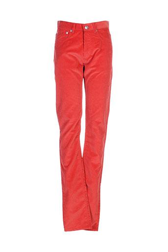 Pantalon casual rouge A.P.C. pour femme