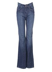 Jeans bootcut bleu PAUL & JOE pour femme seconde vue