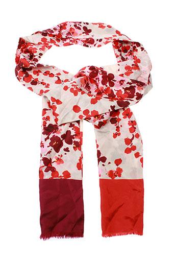 mexx foulards femme de couleur rouge