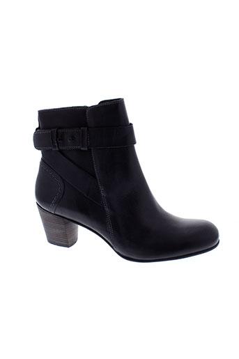 kickers boots femme de couleur gris