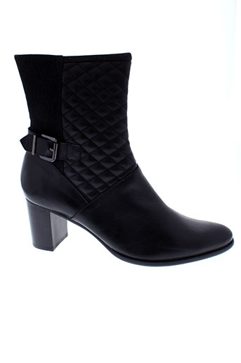 madison bottines femme de couleur noir