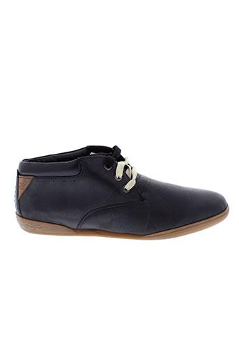 tbs boots homme de couleur noir